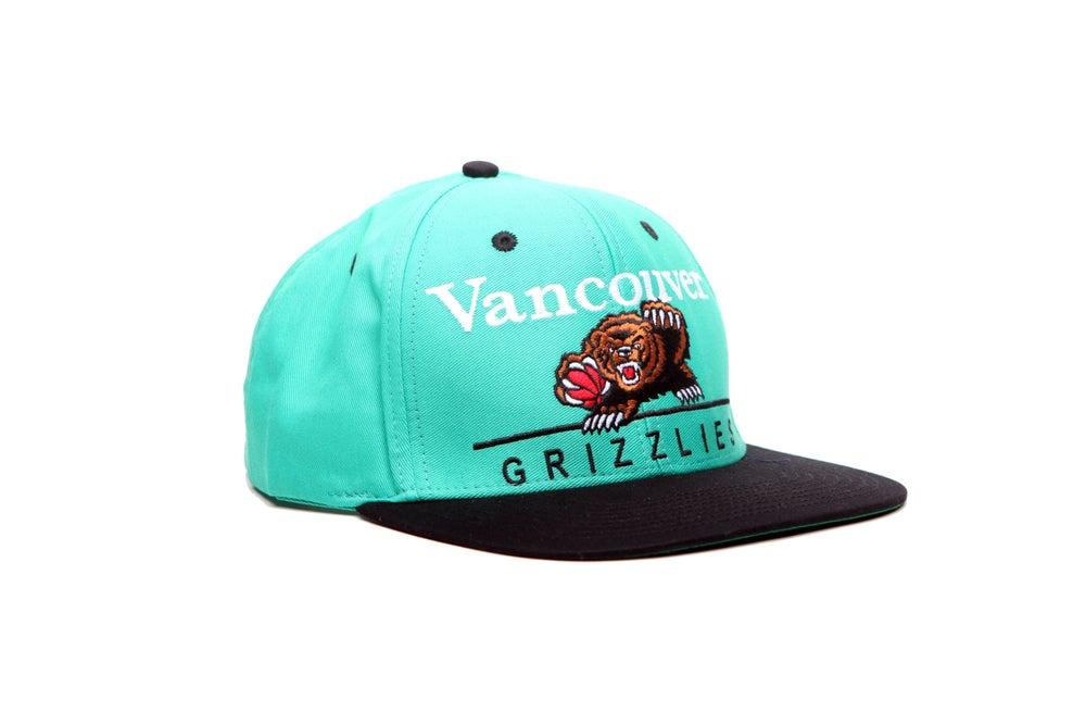 Image of TI$A GRIZZLIES CAP TEAL