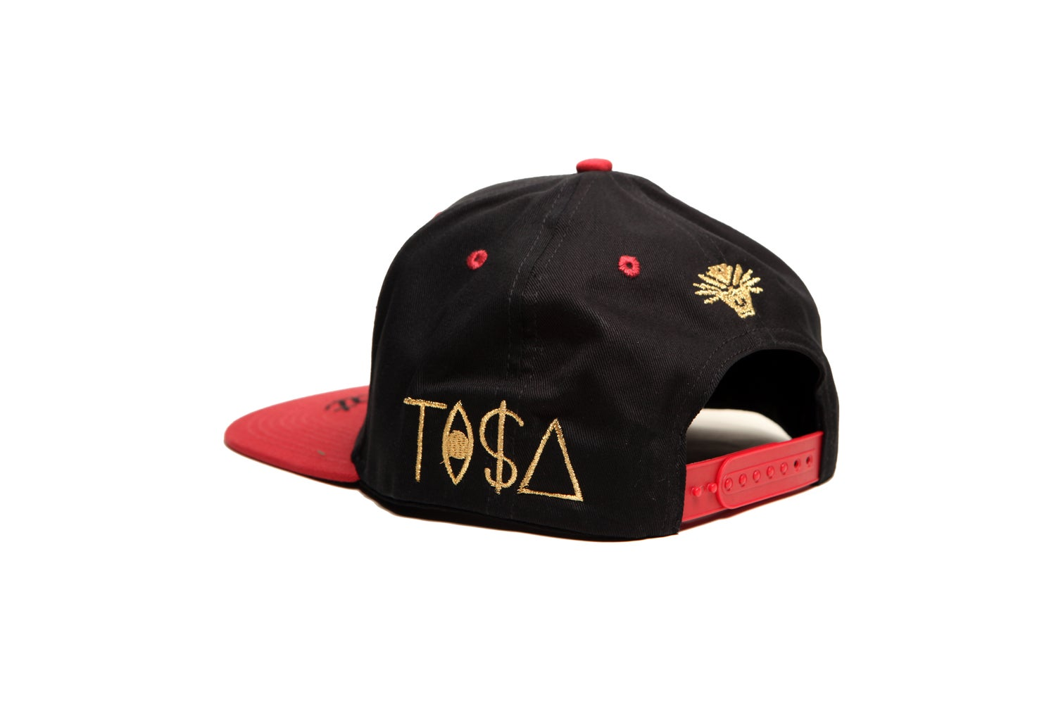 Image of TI$A HEAT CAP GOLD