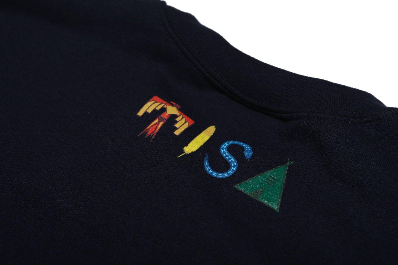 Image of TI$A SKI BEAR SWEATSHIRT