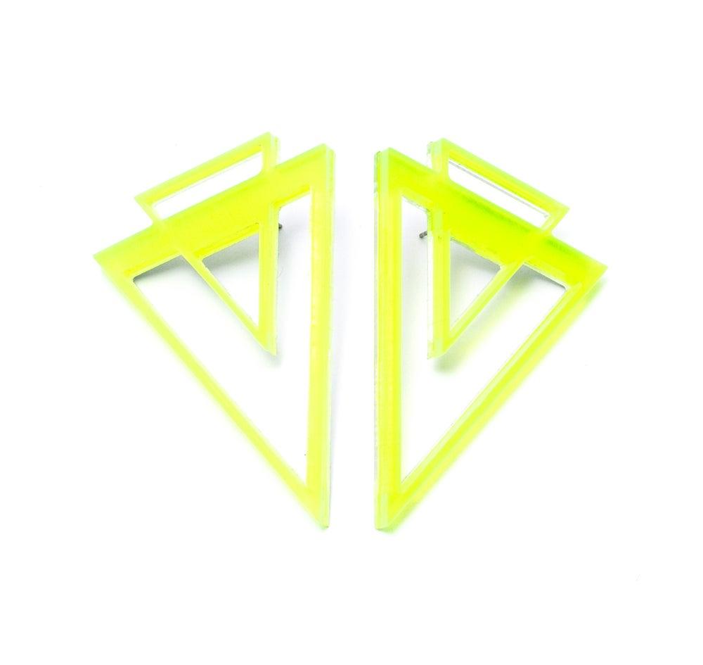 Image of Náušnice / Earrings Direction v 6 barvách