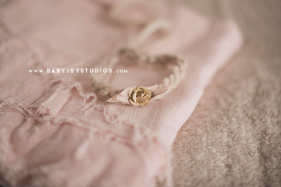 Image of Newborn headband {the Serendipity}