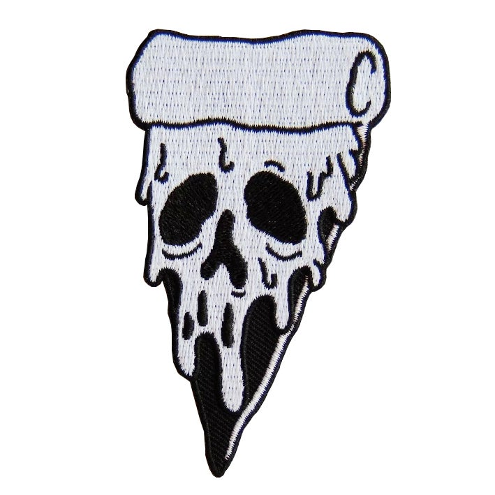 Image of POISONED PIZZA PATCH