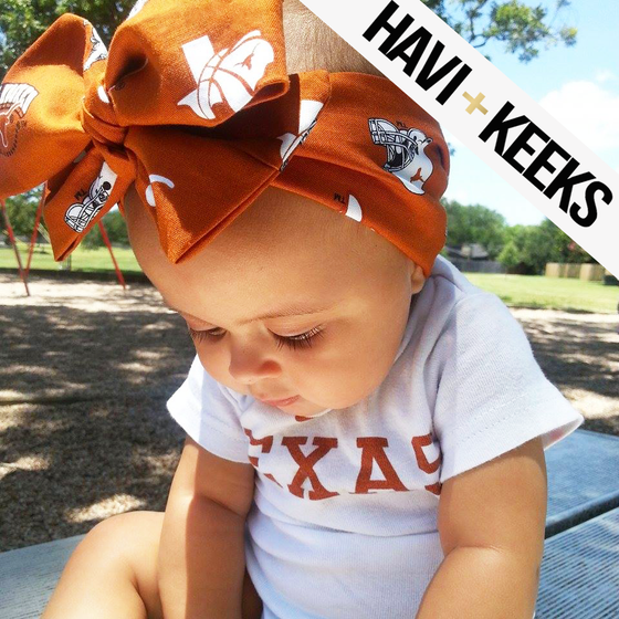 Image of University of Texas Longhorns Headwrap