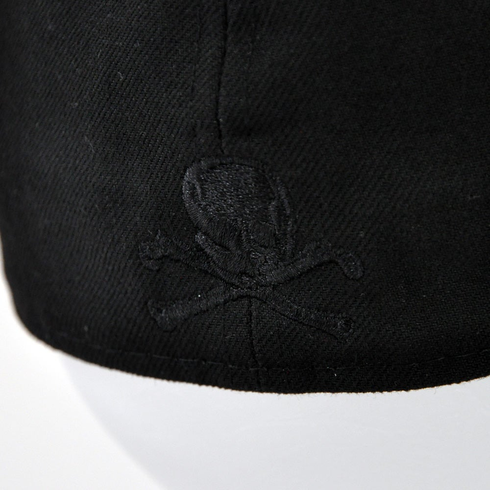 Image of Black fitted 5950 Low Crown