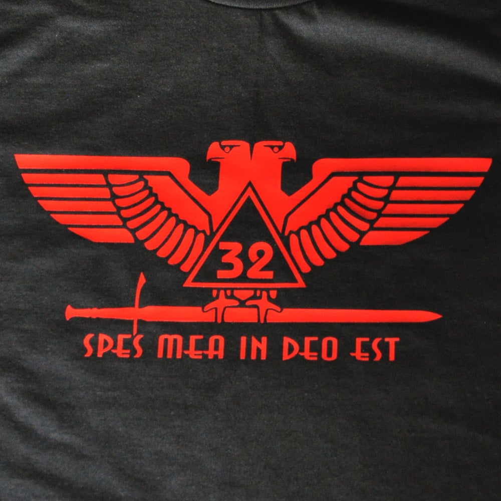 Image of Scottish Rite Art Deco Shirt