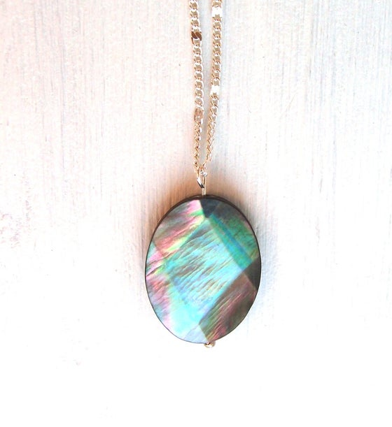 Image of Reflet collier