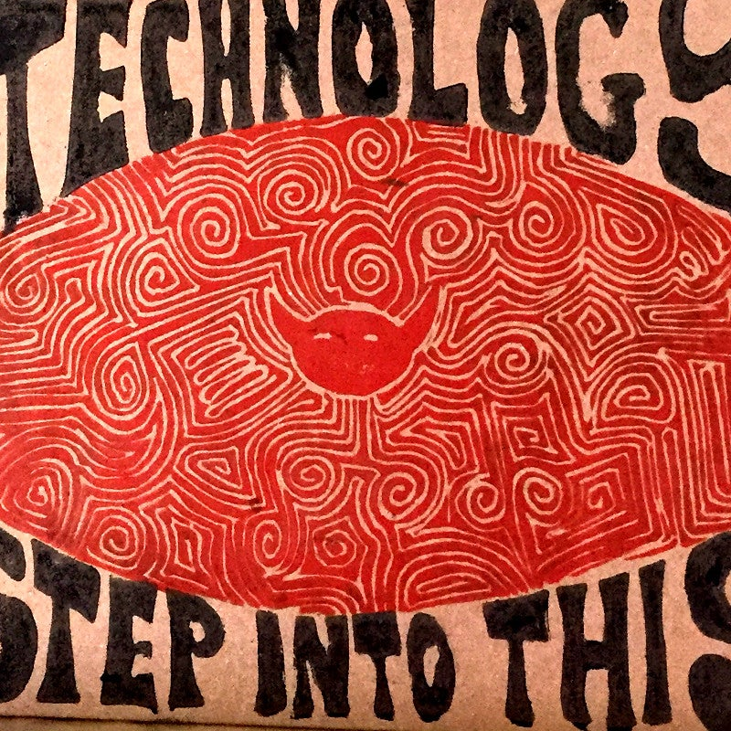 """Image of """"Step Into This"""" by TECHNOLOGY LP"""