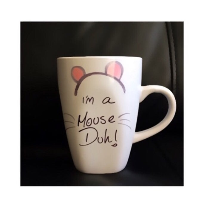 Image of  I'm a mouse, Duh! Mug