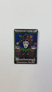 Image of FOF 2011 Pin