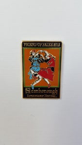 Image of FOF 2012 Pin