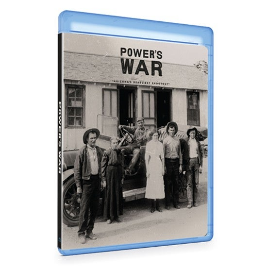 Image of Power's War BluRay