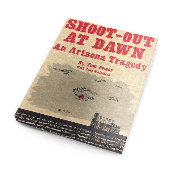 Image of Shootout at Dawn Book