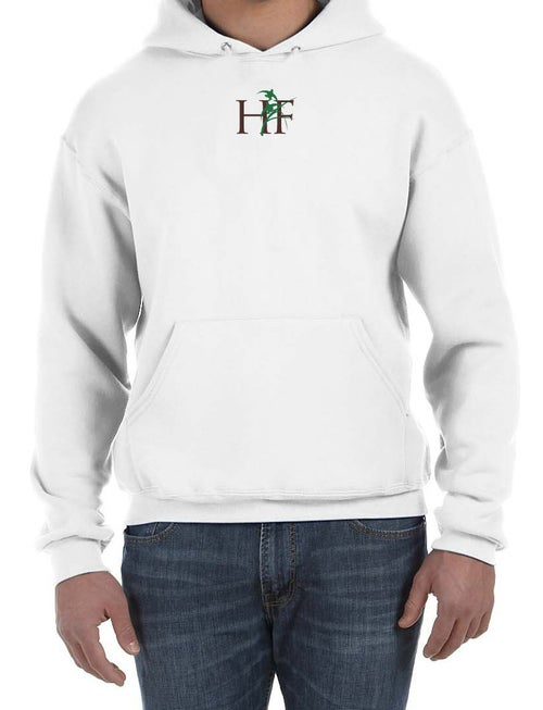 "Image of ""Chasing F5"" Snow Goose Hoodie"