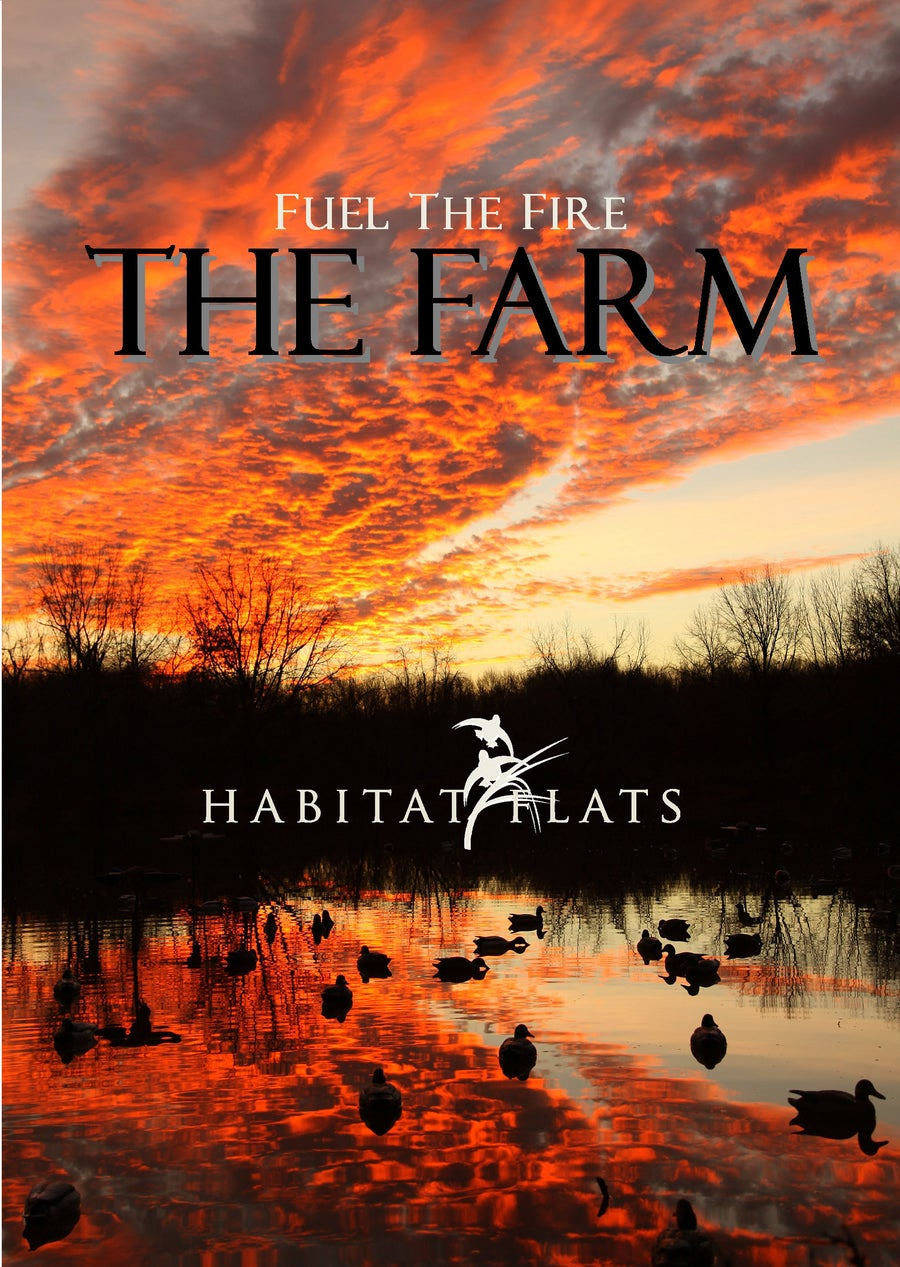Image of Fuel the Fire: The Farm DVD