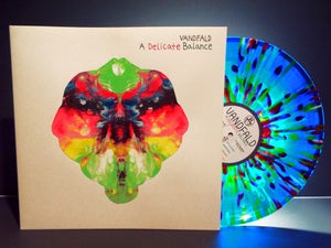 Image of NEW EP - A Delicate Balance -Vinyl