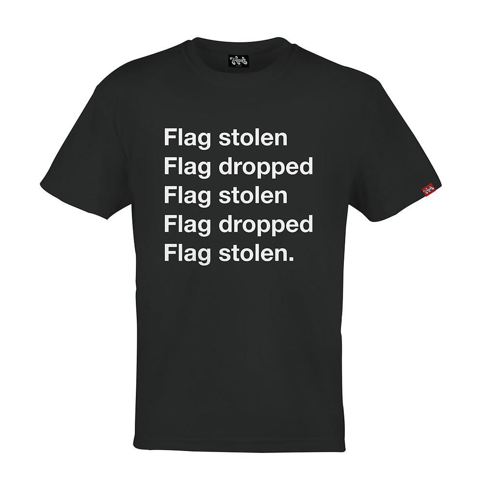 Image of Flag Stolen