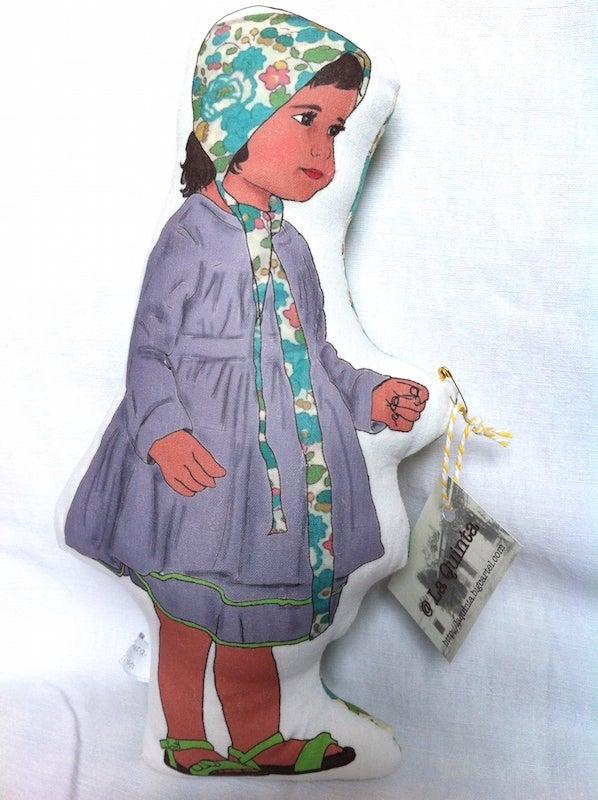 "Image of poupée ""minimoi"""
