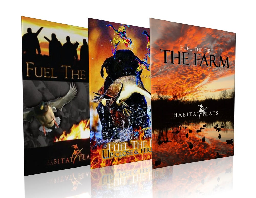 Image of Fuel the Fire 3-pack