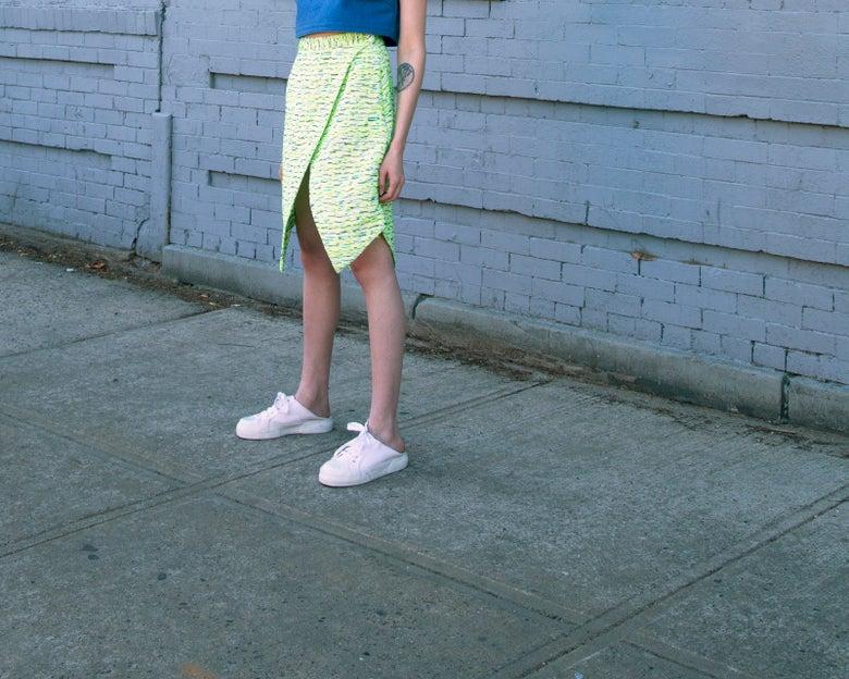 Image of Popsicle Skirt