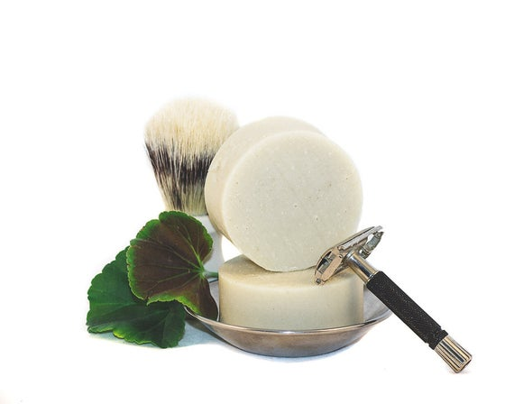 Image of Geranium Shave Bar