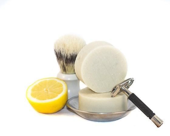 Image of Lemon Shave Bar