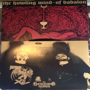Image of THE HOWLING WIND 'Of Babalon' lp