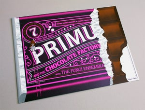 Image of Primus & The Chocolate Factory poster (Variant) Reno NV. 09/07/15