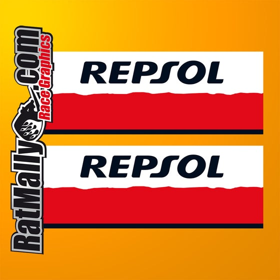 Image of Repsol Honda wrap graphic