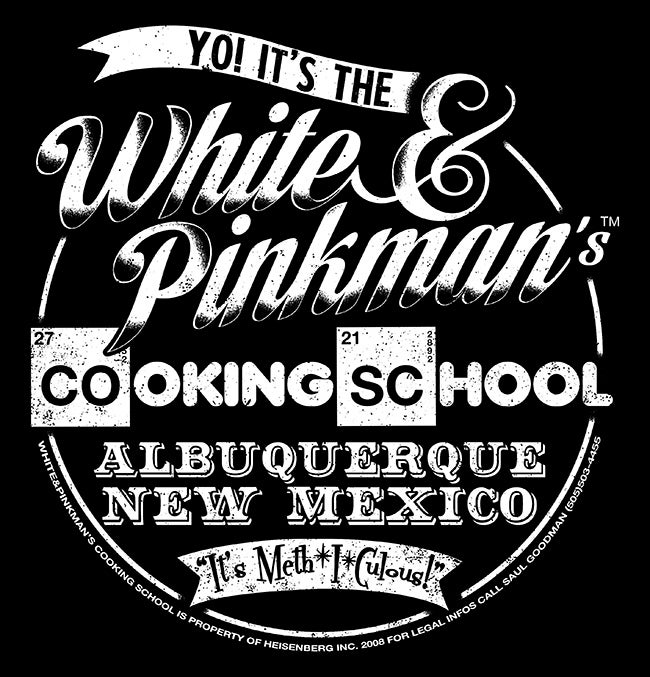 Image of Pinkman's Cooking School {f}