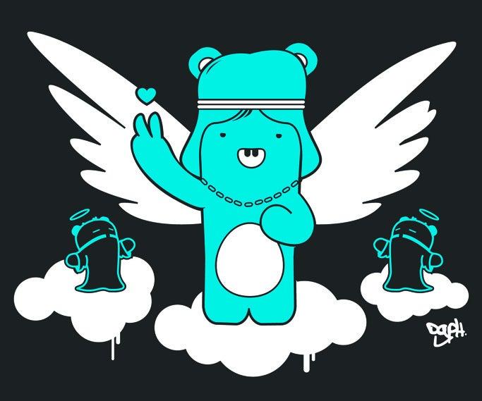 Image of Hippie Mole {f}