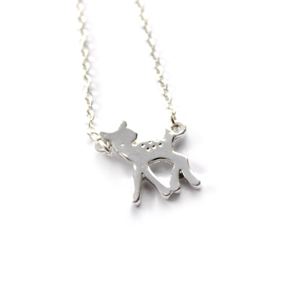 Image of OH DEER NECKLACE