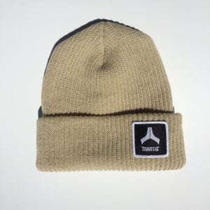 Image of ON SALE - Beanie - Salary Cap / C.R.E.A.M / patch