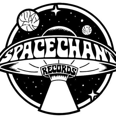 Image of Space Chant Logo Sticker