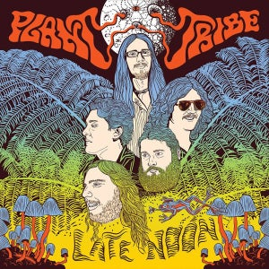Image of Plant Tribe Late Noon Vinyl LP -- (Classic Black)