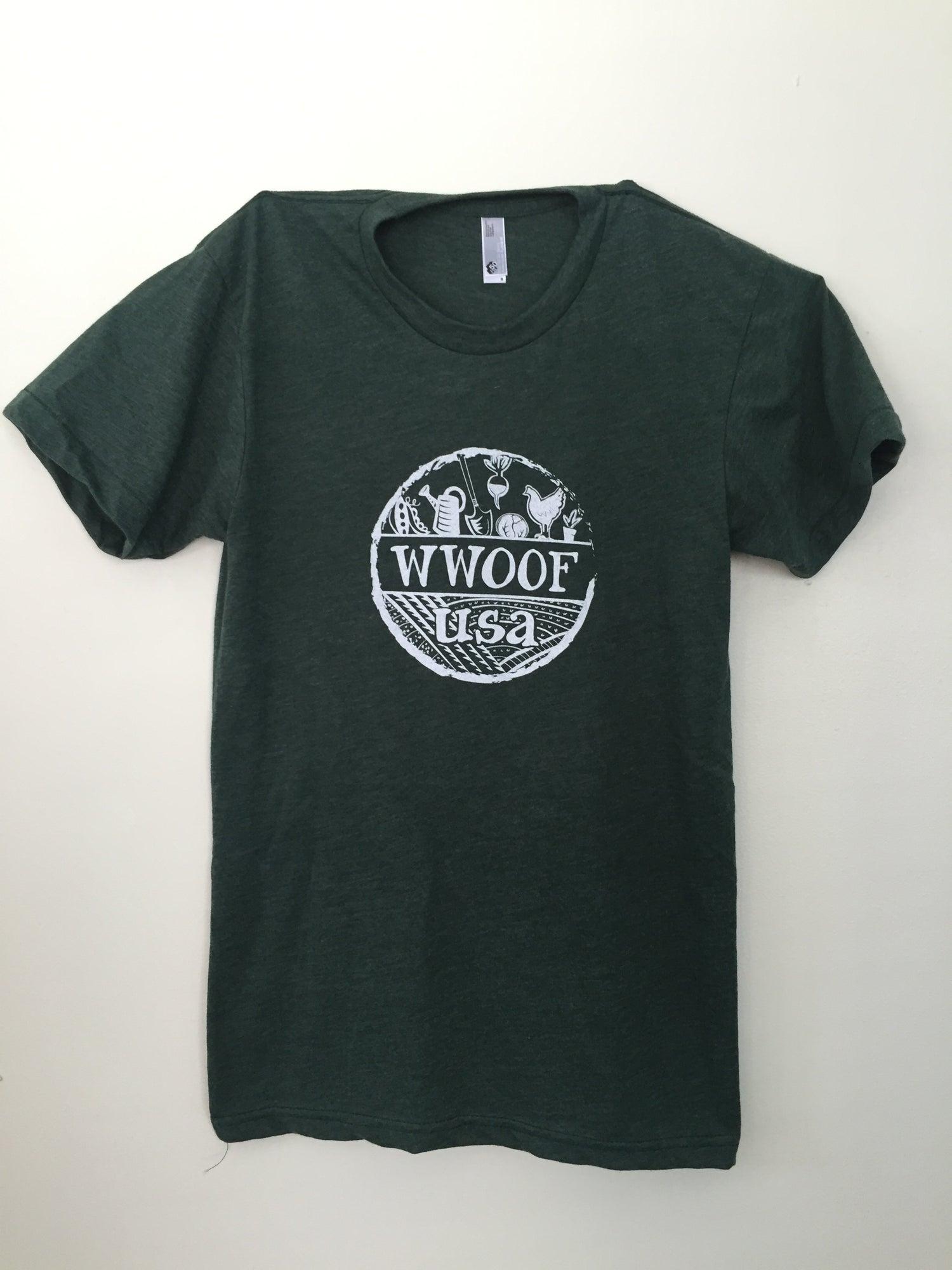 Image of WWOOF-USA Women's T-shirt