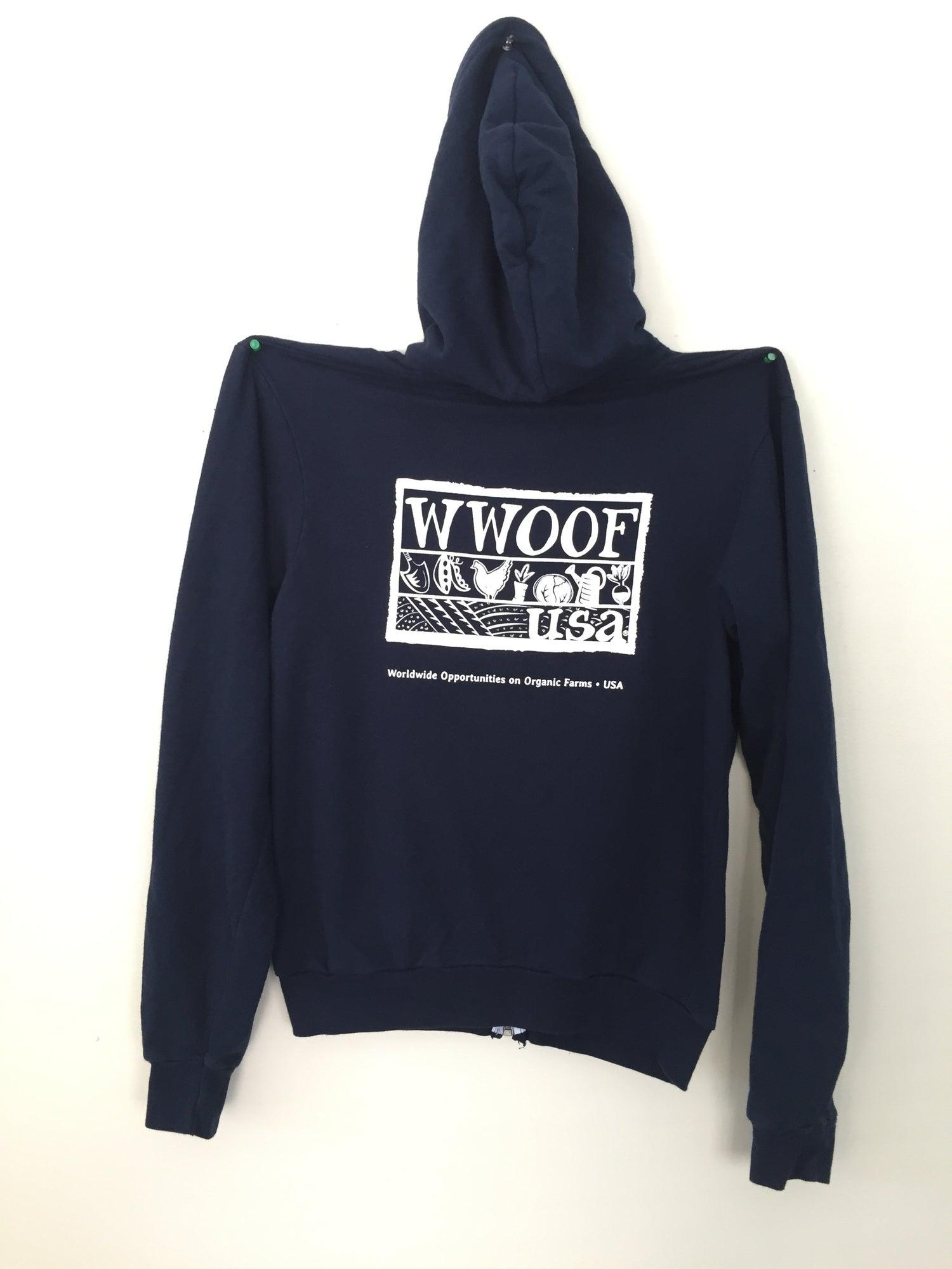 Image of WWOOF-USA Hoodie
