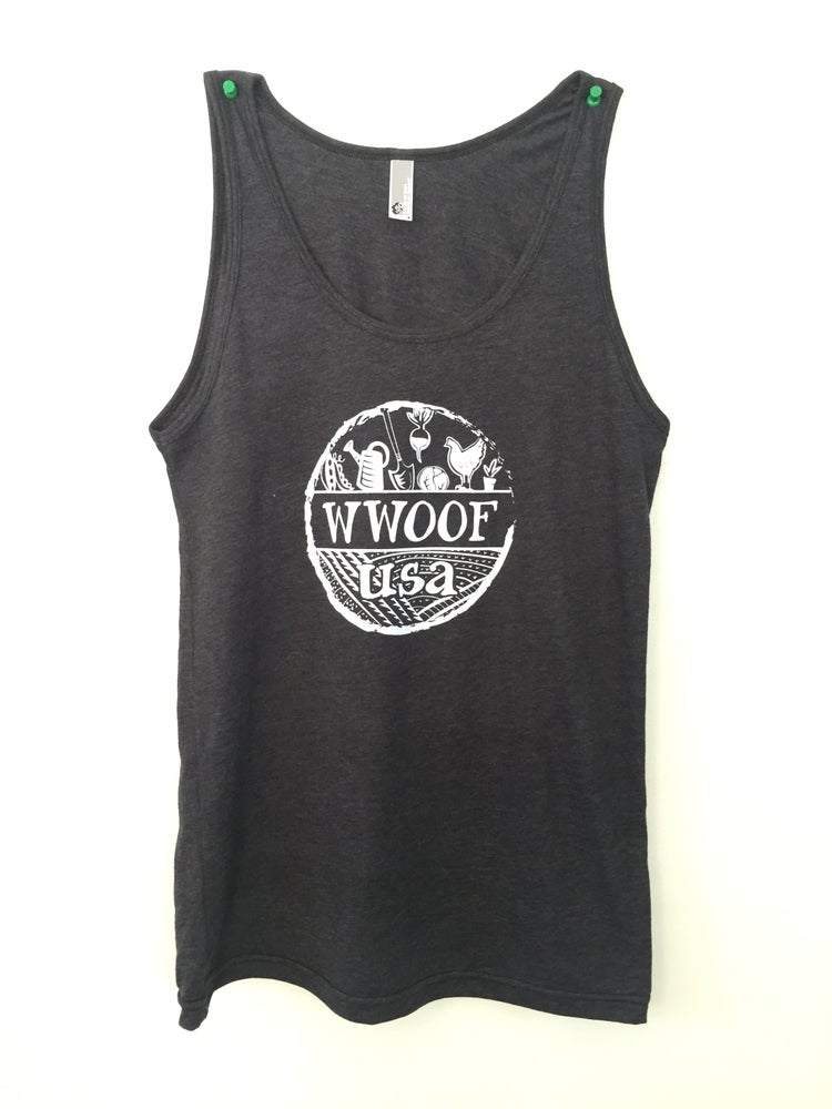 Image of WWOOF-USA Tank