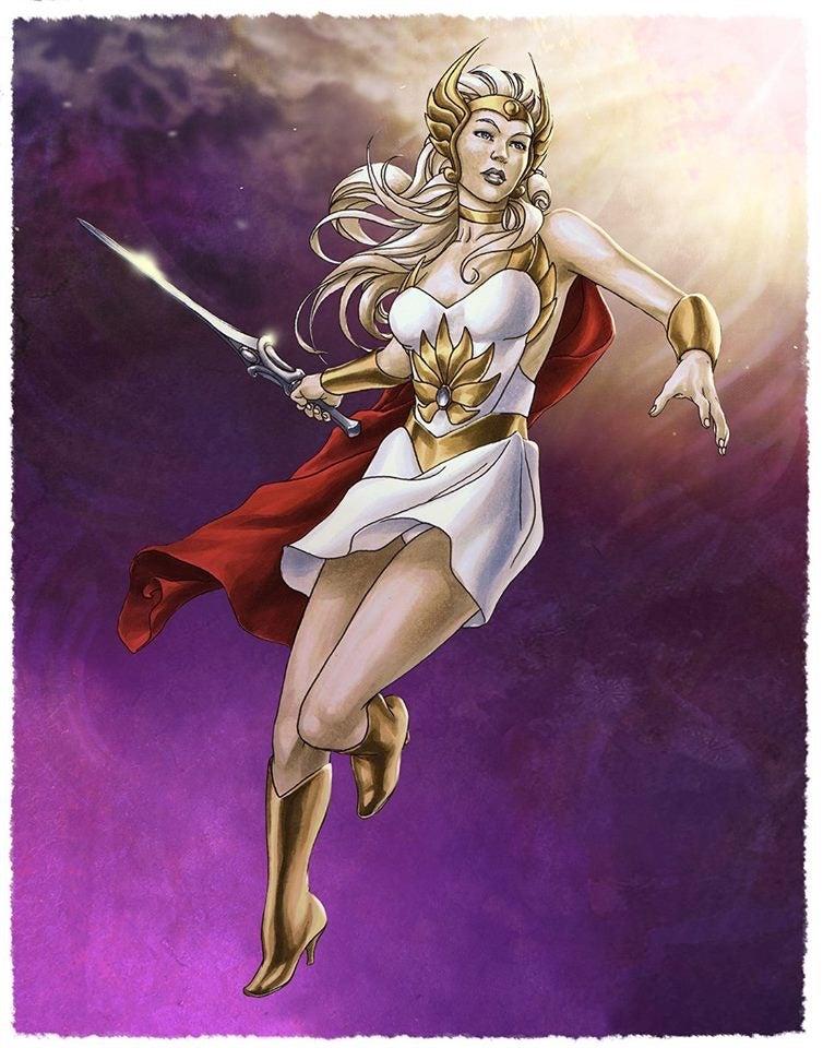 Image of Princess of Power