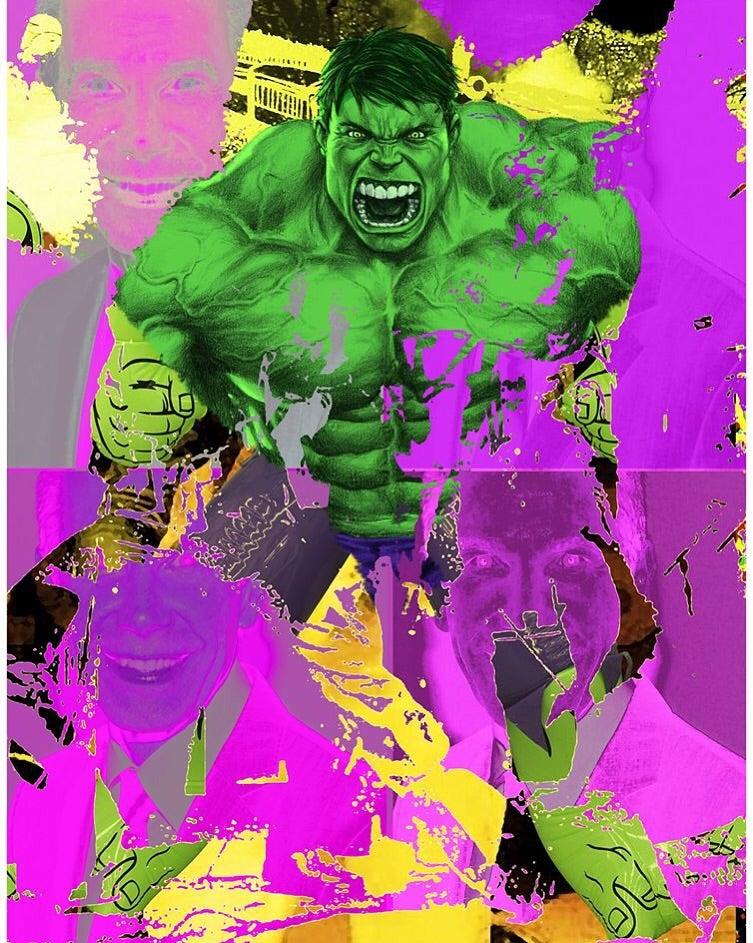 Image of Hulk Elvis Jeff