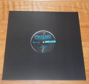 Image of Proh Mic - Rhythm For Days 2.0 (Vinyl EP)