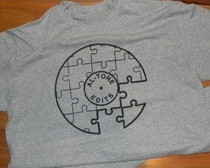 Image of Al-Tone Edit T-Shirt (Heather Grey)