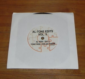 "Image of Al-Tone Edits Vol. 5 (7"")"