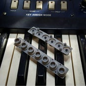 Image of Key Contacts for Korg, Oberheim, Moog, Sequential, Akai, and others
