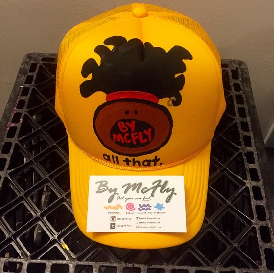Image of By McFly is All That Cap