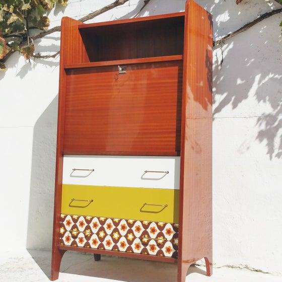 Image of Secrétaire 1970 customisé