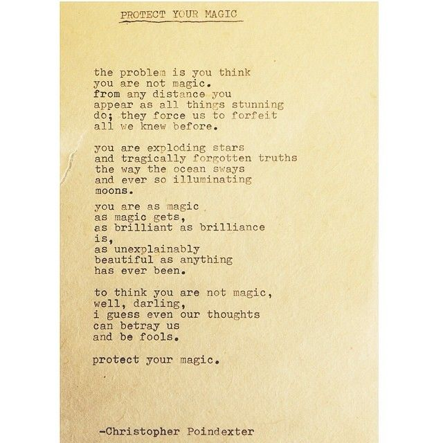 Image of Christopher Poindexter PYM Journal