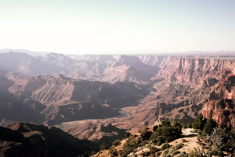 Image of The Grand Canyon - South Rim