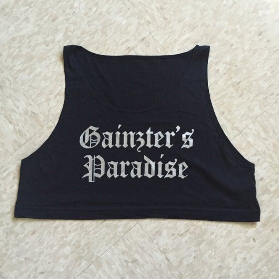 Image of GAINZTER'S PARADISE Women's Crop