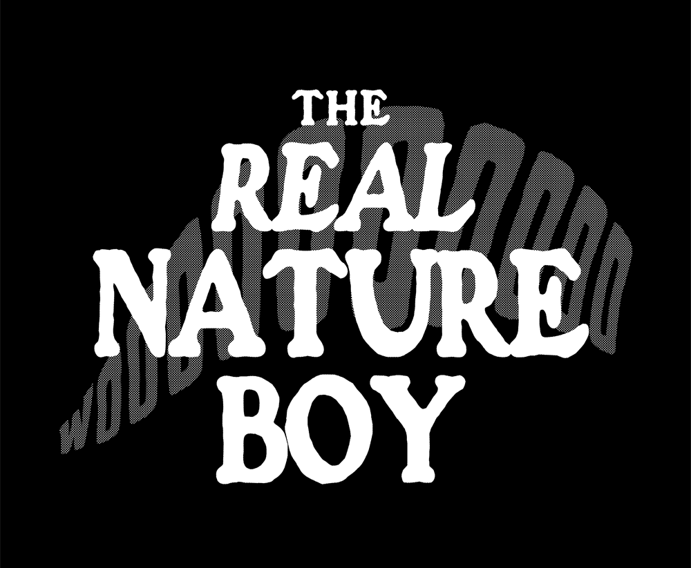 Image of The REAL Nature Boy!