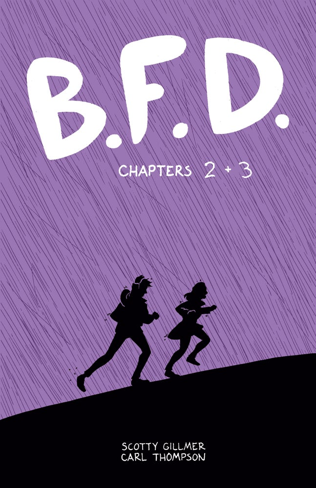 Image of BFD Chapters 2 & 3